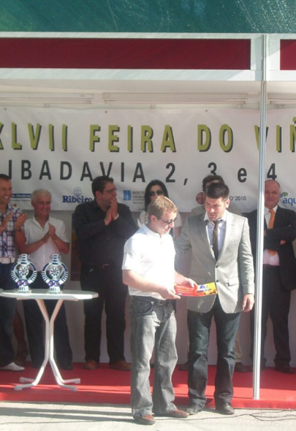 Participación Feria Ribeiro 2010