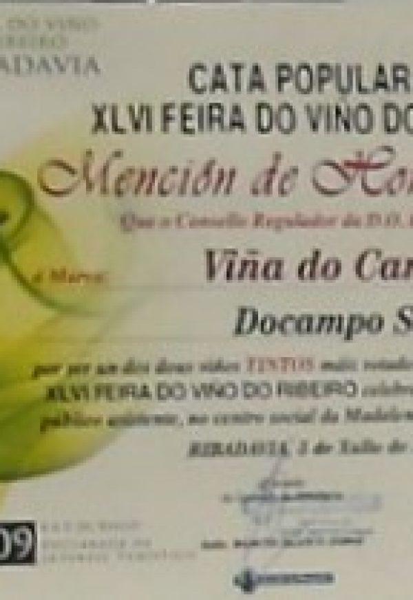 Premios cata Feria del Vino